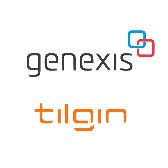 Genexis Tilgin LOGOS